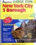 New York City, New York Atlas