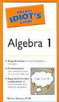 Pocket Idiot's Guide To Algebra I