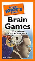 Pocket Idiot's Guide to Brain Games