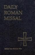 Daily Roman Missal, Black Hardbound