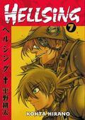 Hellsing, Volume 7 - Kohta Hirano - Paperback