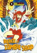 Reiko the Zombie Shop 1