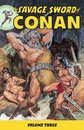 Savage Sword of Conan Volume 3