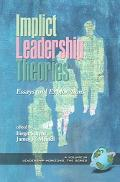 Implicit Leadership Theories Essays And Explorations