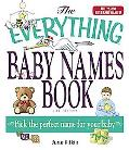 Everything Baby Names Book, Completely Updated With 5,000 More Names! Pick the Perfect Name ...