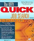 Very Quick Job Search Get a Better Job in Half the Time