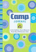 Camp An Activity Book, Record Keeper & Photo Album All wrapped in One