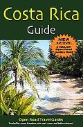 Open Road Travel Guides Costa Rica