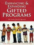 Enhancing And Expanding Gifted Programs The Levels of Service Approach