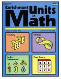 Enrichment Units in Math Book 3