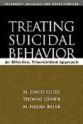 Treating Suicidal Behavior An Effective, Time-limited Approach