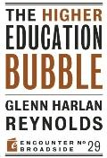 Higher Education Bubble