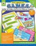 Basic Language Arts G. A. M. E. S. Grade 3