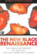 New Black Renaissance The Souls Anthology Of Critical African-American Studies