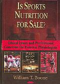 Is Sports Nutrition for Sale? Ethical Issues and Professional Concerns for Exercise Physiolo...