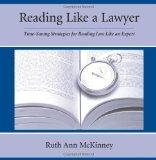 Reading Like A Lawyer Time-Saving Strategies For Reading Law Like An Expert