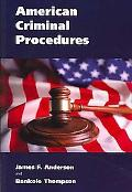 American Criminal Procedures