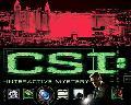 CSI: An Interactive Mystery