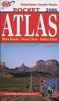 AAA 2006 Pocket Atlas United States, Canada, Mexico