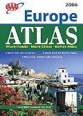 AAA 2006 Europe Road Atlas