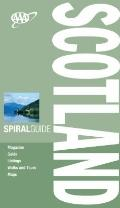 AAA Spiral Scotland, 6th Edition (Aaa Spiral Guides)