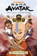 Avatar: The Last Airbender - The Lost Adventures (Avatar: The Last Airbender (Dark Horse))