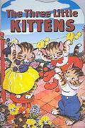 The Three Little Kittens (Shaped Books)