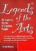 Legends of the Arts 50 Inspiring Stories of Creative People