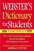 Webster's Dictionary for Students, Third Edition