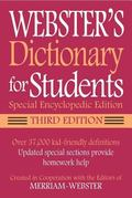 Webster's Dictionary for Students, Special Encyclopedic Edition, Third Edition