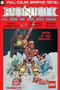 Rise of the Toa Nuva (Bionicle Series #1)