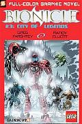 City of Legends (Bionicle Series #3)
