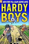 Hardy Boys #19: Chaos at 30,000 Feet! (Hardy Boys Graphic Novels: Undercover Brothers)