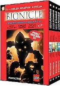 Bionicle Boxed Set: Vol. #1 - 4 (Bionicle Graphic Novels)