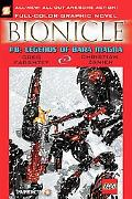 Bionicle #8: Legends of Bara Magna (Bionicle Graphic Novels)