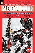 Bionicle #8: Legends of Bara Magna (Bionicle Graphic Novels)