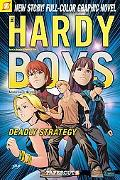 Hardy Boys #20: Deadly Strategy