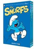 The Smurfs Boxed Set: Vol. #1 - 3 (The Smurfs Graphic Novels)