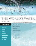 World's Water 2006-2007 The Biennial Report on Freshwater Resources