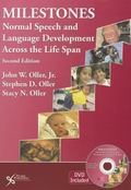 Milestones : Normal Speech and Language Development Across the Lifespan