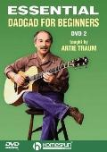 Essential DADGAD for Beginners : DVD Two: Arrangements for Mountain Ballads and Blues