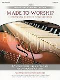 Made to Worship: Instrumental Duets for Piano and Cello
