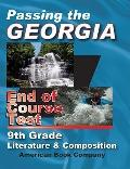 Passing the Georgia 9th Grade Literature and Composition End of Course Test