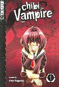 Chibi Vampire 1