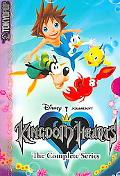 Kingdom Hearts 1-4 The Complete Series