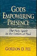 God's Empowering Presence (The Holy Spirit in the Lett
