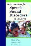 Interventions for Speech Sound Disorders (Communication and Language Intervention) (Communic...