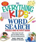 Everything Kids' Word Search Puzzle and Activity  Book