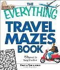 Everything Travel Mazes Book