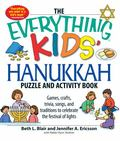 Everything Kids Hanukkah Puzzle & Activity Book